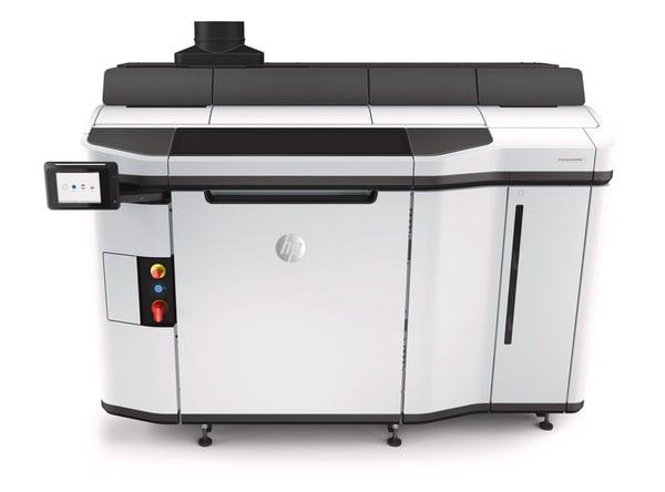 HP MJF 5200 series 3D Printing Solution