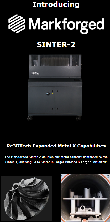 Re3dTech expanded Metal 3D Printing Capabilities-1